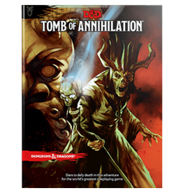 Wizards of the Coast Tomb of Annihilation