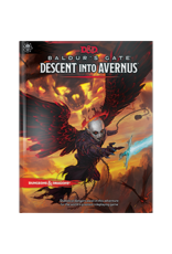 Wizards of the Coast D&D Baldur's Gate Descent into Avernus