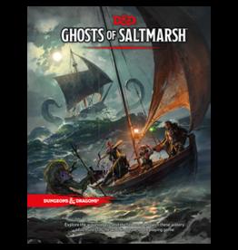 Wizards of the Coast Ghosts of Saltmarsh