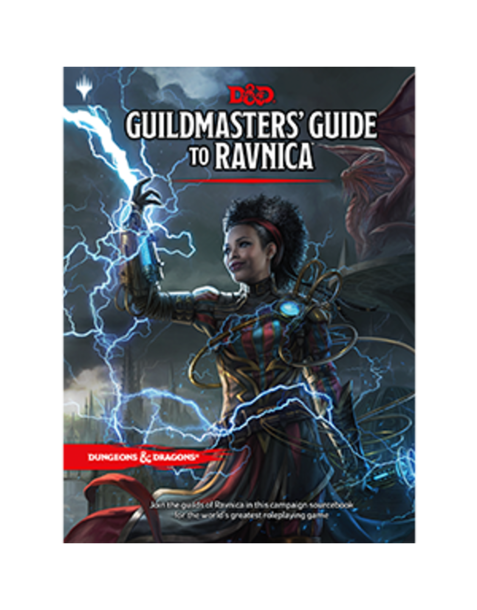 Wizards of the Coast DnD 5th Edition Guildmaster's Guide to Ravnica