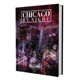 Modiphius Entertainment Vampire the Masquerade Chicago by Night