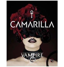 Modiphius Entertainment Vampire The Masquerade: Camarilla Supplement Hardcover