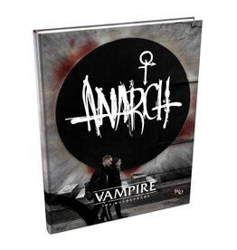 Modiphius Entertainment Vampire The Masquerade: Anarch Supplement Hardcover