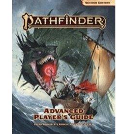 Paizo Inc. Pathfinder: Advanced Player's Guide