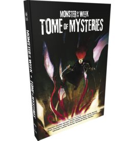 Evil Hat Productions Monster of the Week RPG: Tome of Mysteries