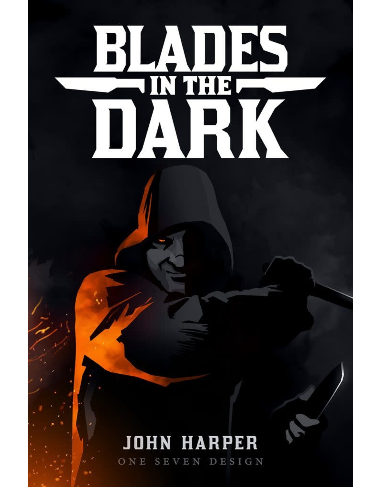 Evil Hat Productions Blades in the Dark RPG Hardcover