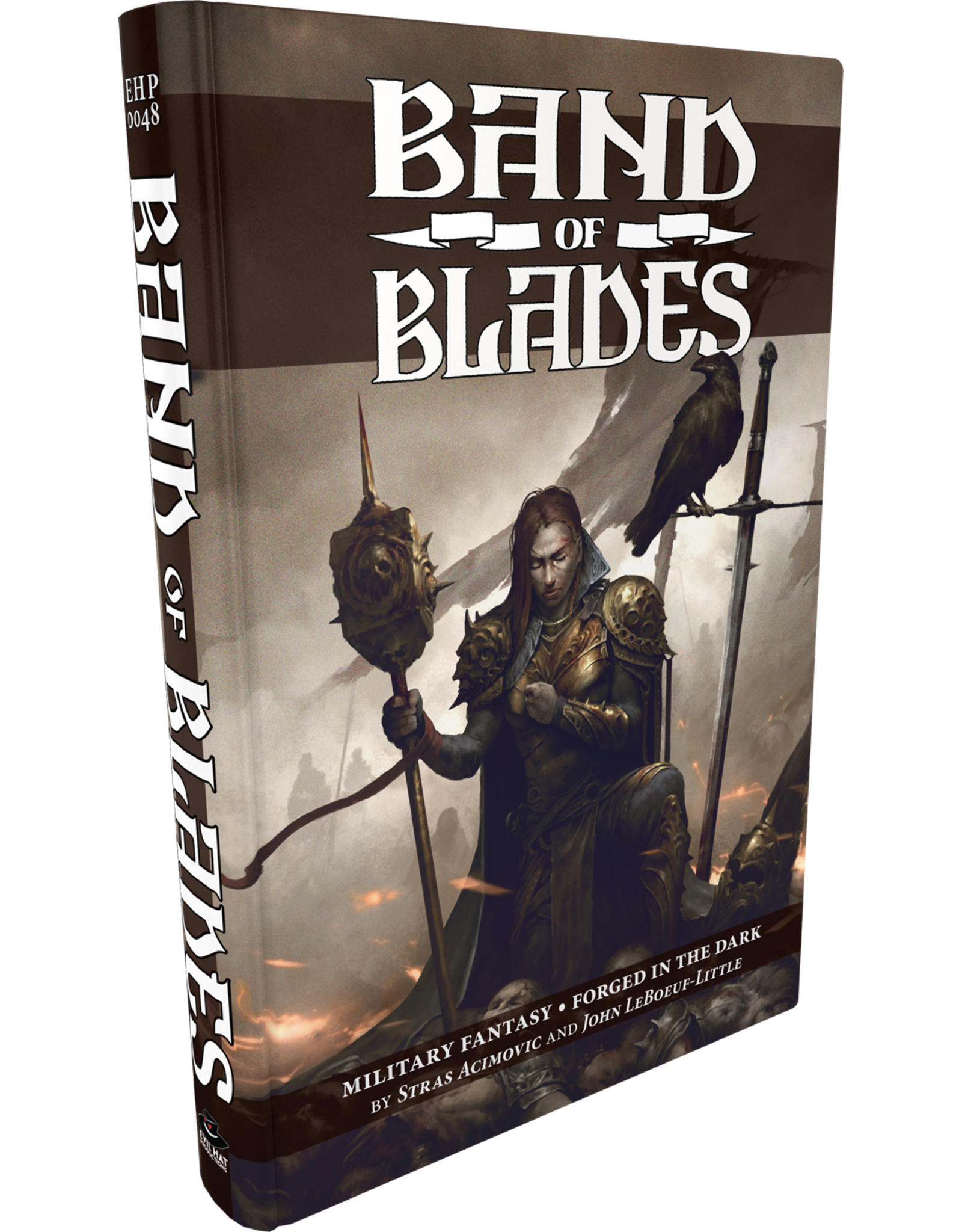 Evil Hat Productions BAND OF BLADES
