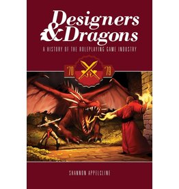 Evil Hat Productions Designers & Dragons: The 70s