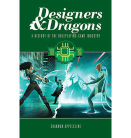 Evil Hat Productions Designers & Dragons: The 80s