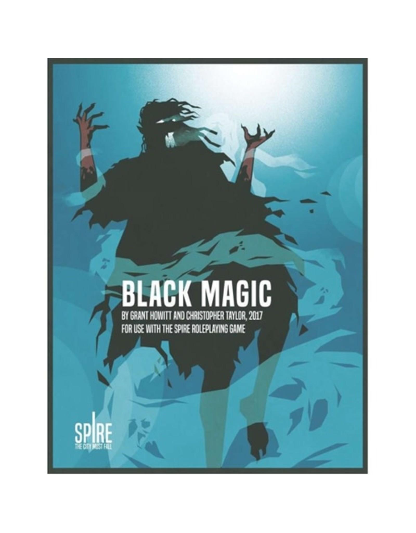 Rowan, Rook, and Decard BLACK MAGIC