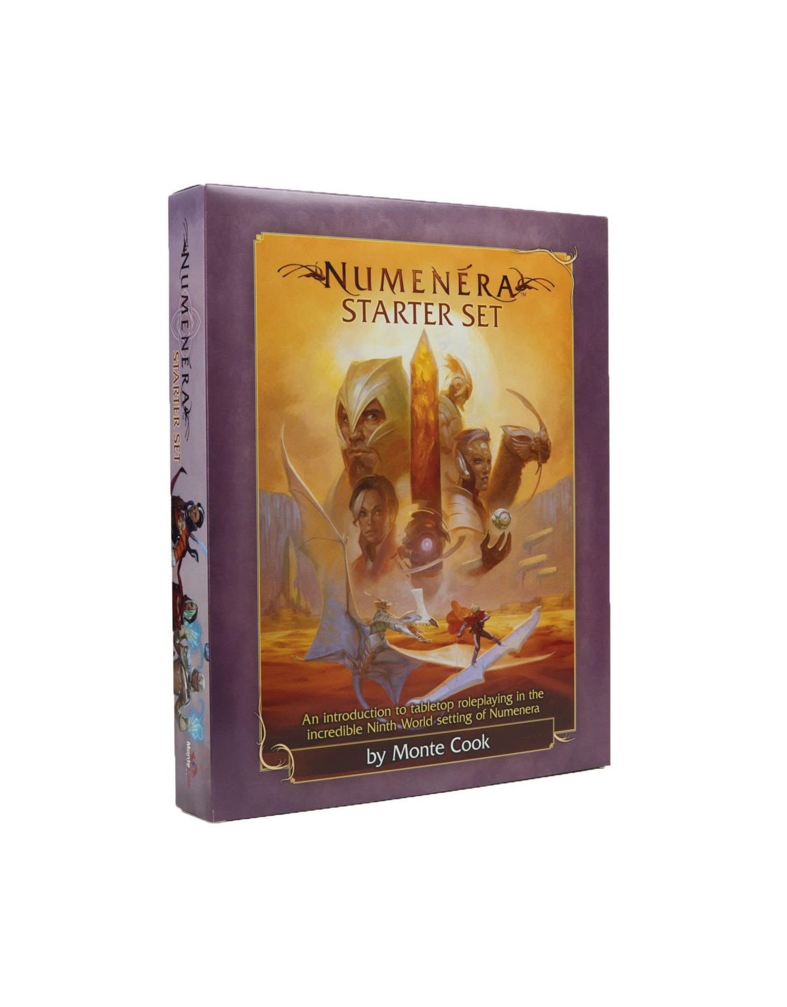 Monte Cook Games Numenera RPG: Starter Set