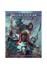 Monte Cook Games Numenera RPG: Player`s Guide