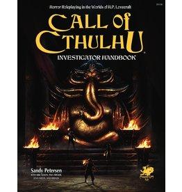 Chaosium Inc. Call of Cthulhu: 7th Edition Investigator Handbook