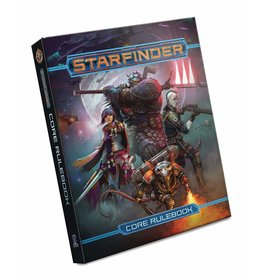 Paizo Inc. Starfinder RPG Starfinder Core Rulebook