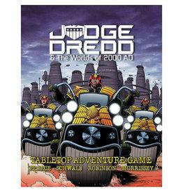 Modiphius Entertainment Judge Dredd & The Worlds of 2000 AD