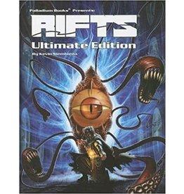 Palladium Books Rifts RPG Ultimate Edition
