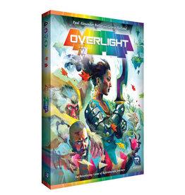 Renegade Game Studios Overlight RPG Core Book
