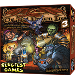 Slugfest Games Red Dragon Inn 3 (stand alone and expansion)