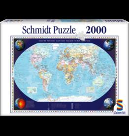 Schmidt Our World 2000 Piece Jigsaw