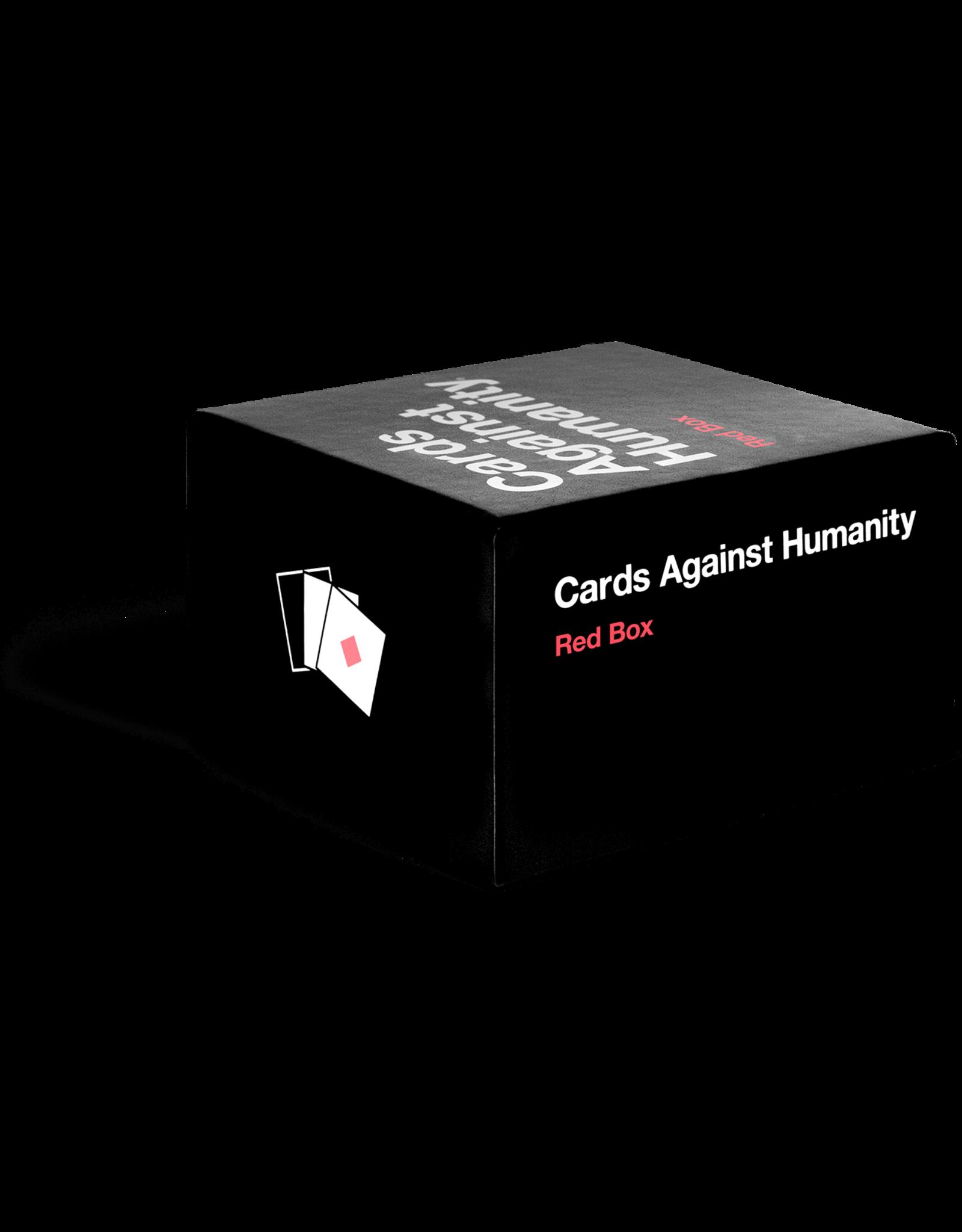 Cards Against Humanity Cards Against Humanity Red Box