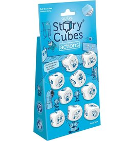 Zygomatic Rory's Story Cubes: Actions