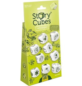Zygomatic Rory's Story Cubes: Voyages