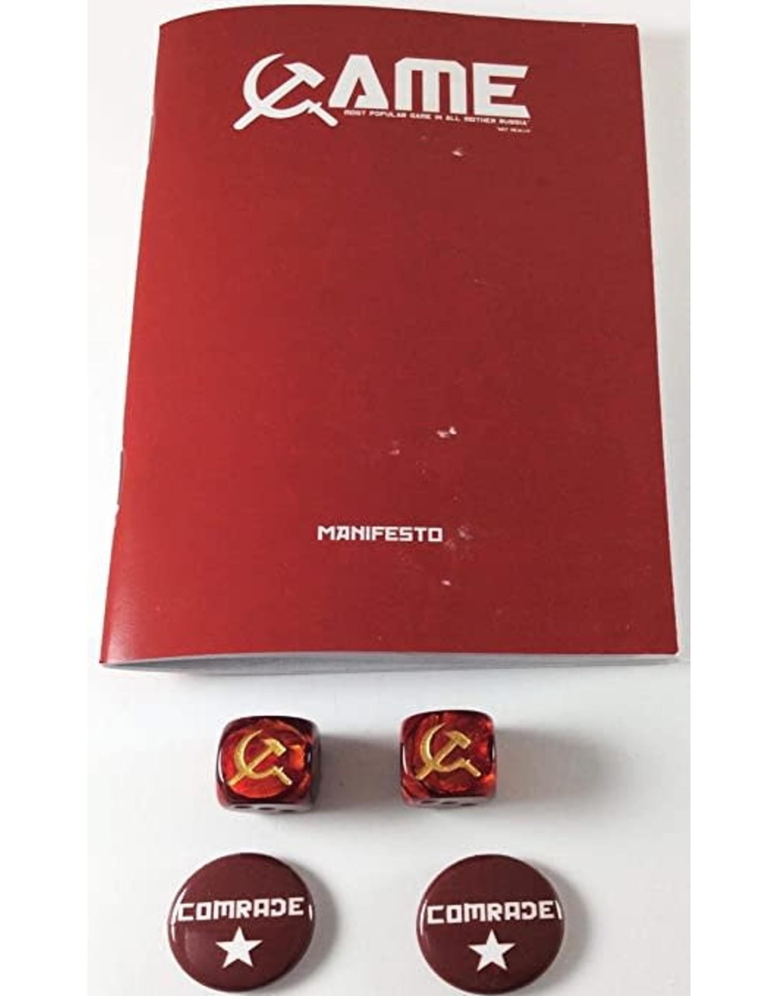 Hunters Books GAME: Most Popular Game In All Mother Russia