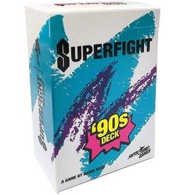 Skybound Games SUPERFIGHT 90's Deck