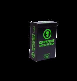 Skybound Games SUPERFIGHT Sci Fi Deck