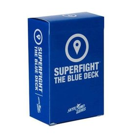 Skybound Games SUPERFIGHT The Blue Deck (Locations)