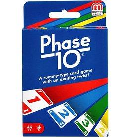 Mattel Games Phase 10