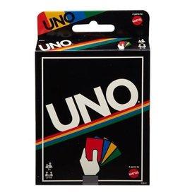 Mattel Games Retro Uno