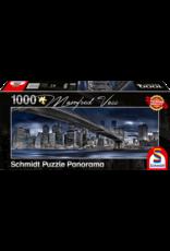 Schmidt New York: Dark Night 1000 Piece Jigsaw