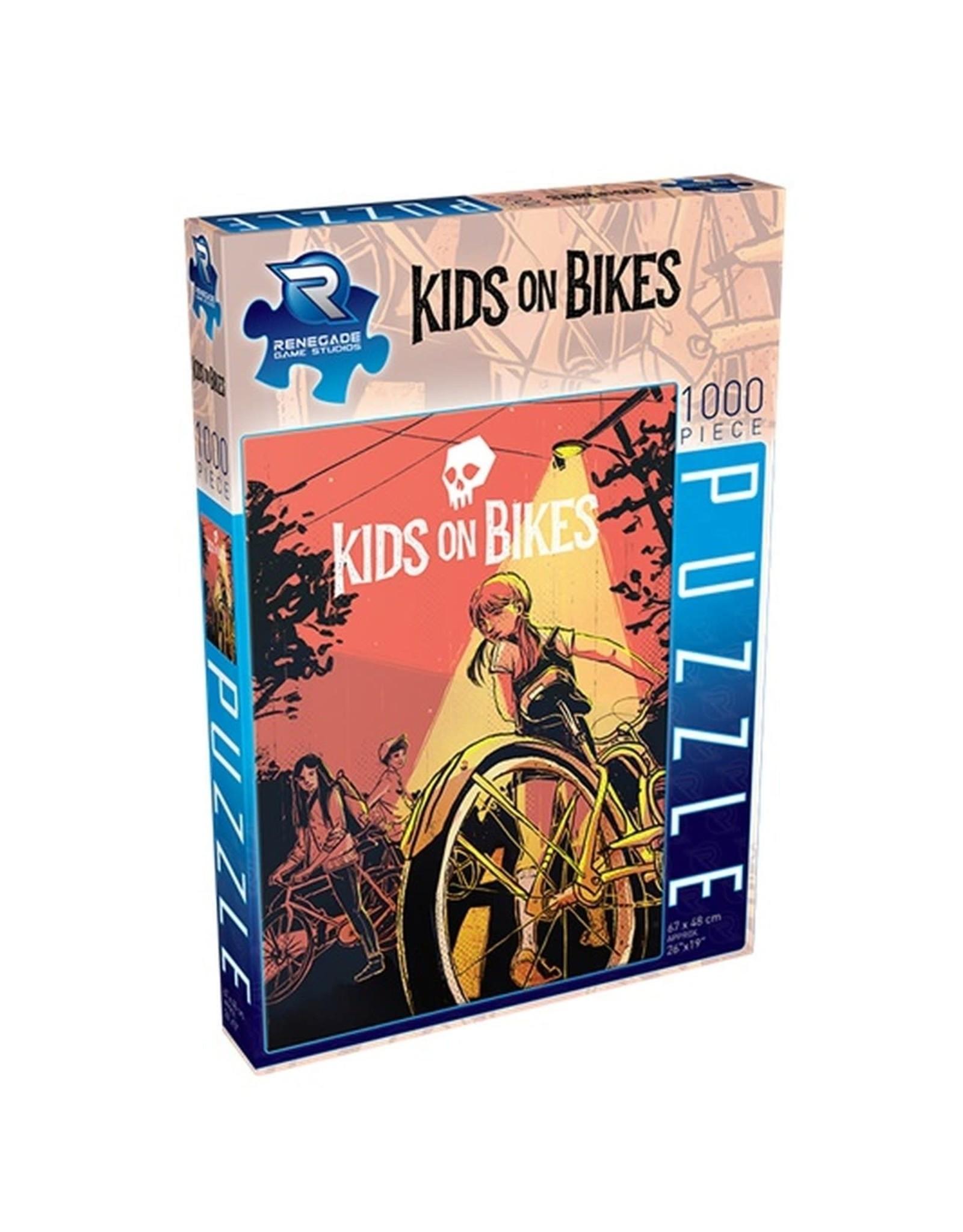 Renegade Game Studios Kids On Bikes 1000pc