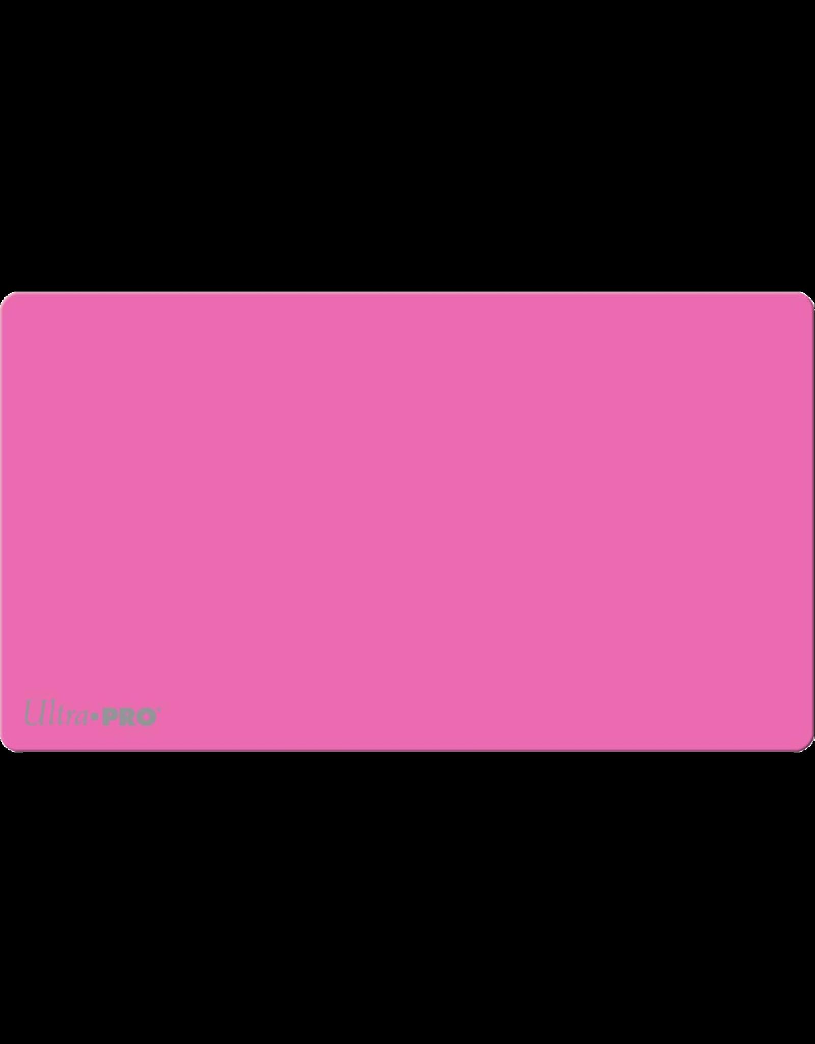 Ultra Pro Artist Gallery Play Mat: Pink