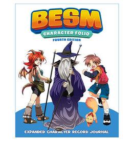 Dyskami Publishing Company BESM RPG: Character Folio