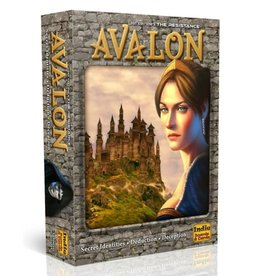 Indie Boards and Games The Resistance: Avalon (stand alone or expansion)