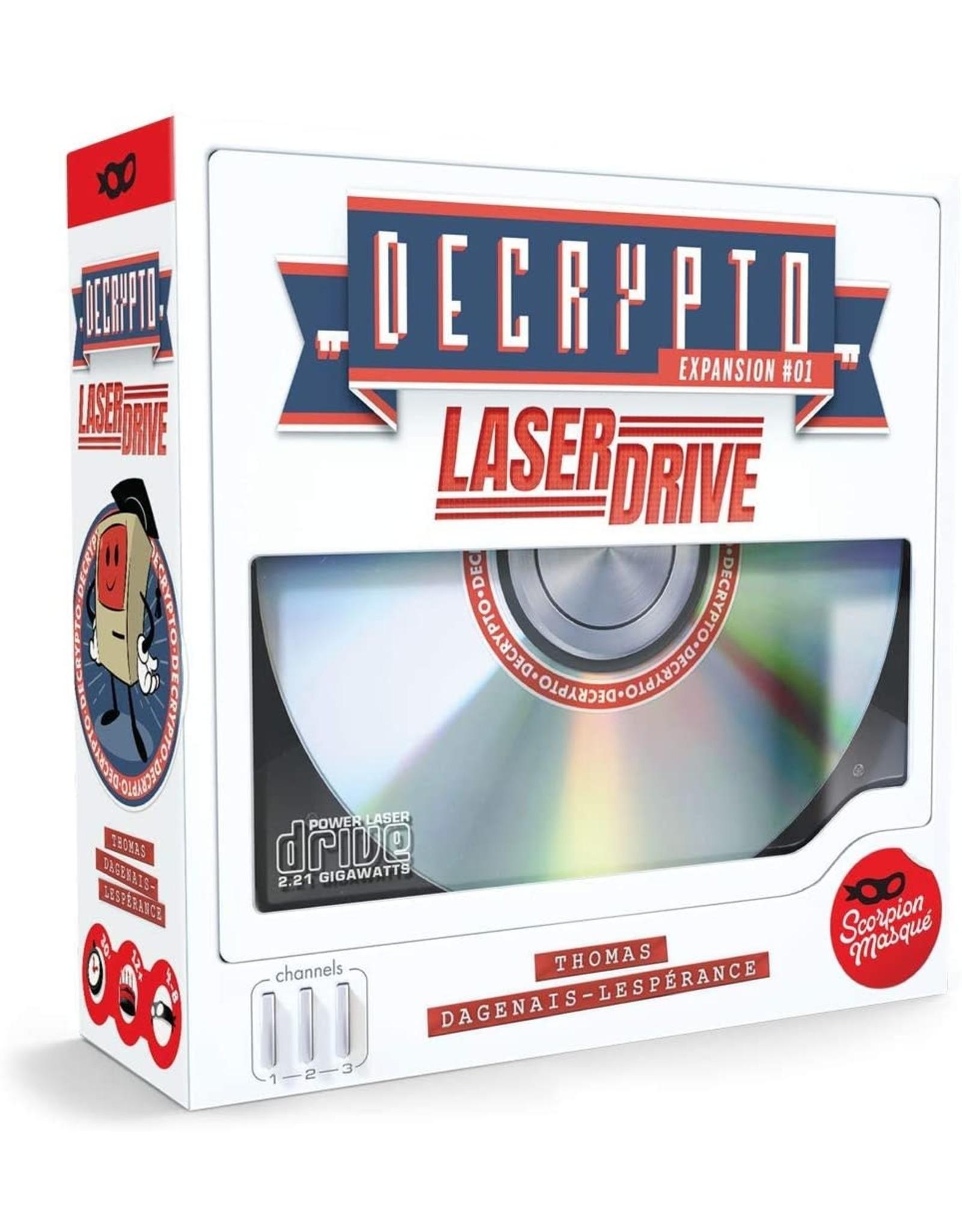 iEllo Decrypto Laser Drive
