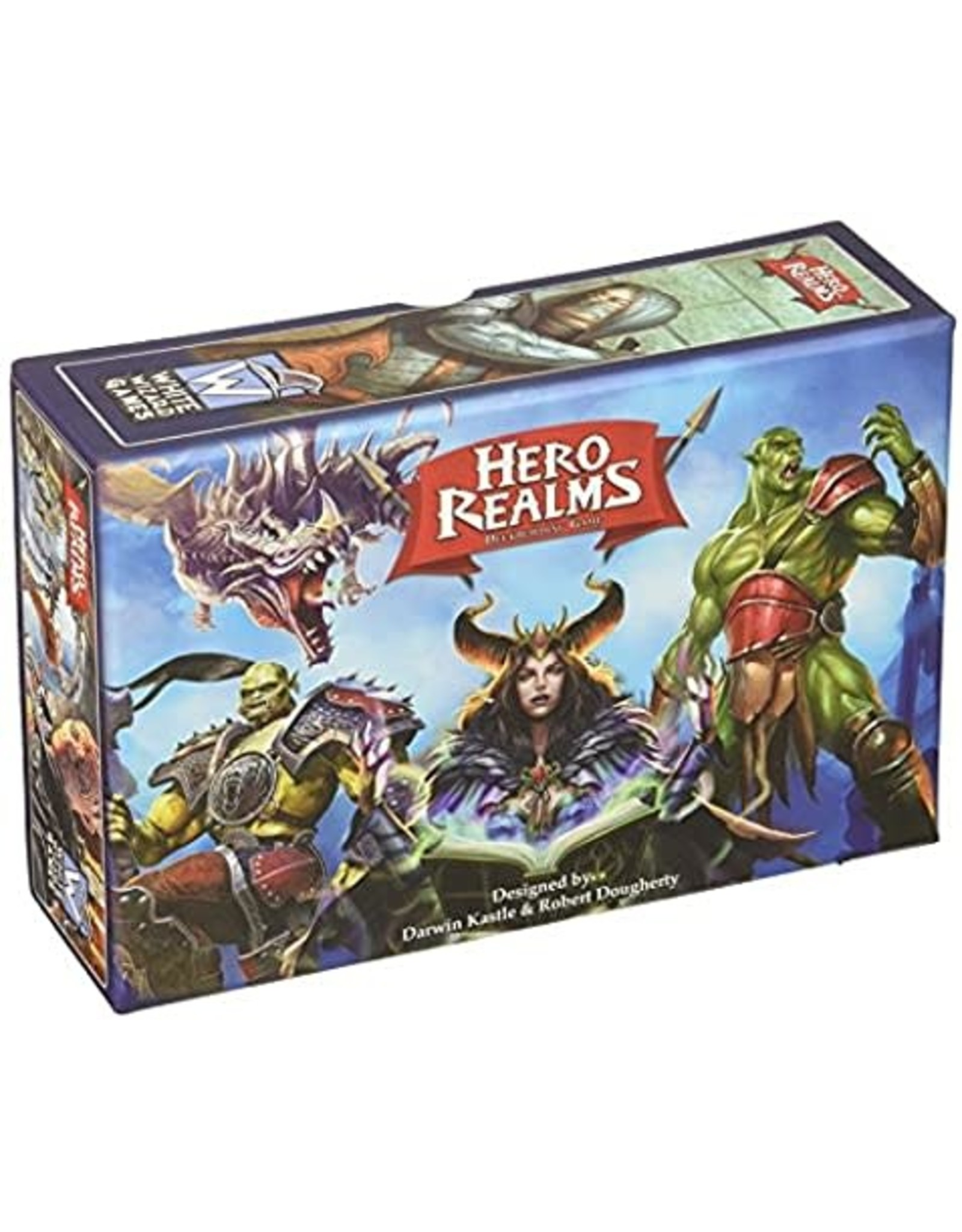 White Wizard Games Hero Realms Deck Building Game