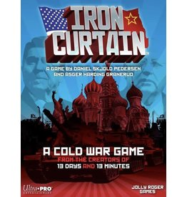 Jolly Roger Games Iron Curtain