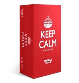Breaking Games Keep Calm