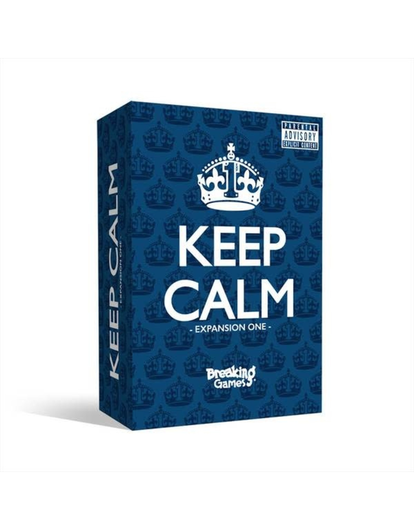 Breaking Games Keep Calm Expansion #1