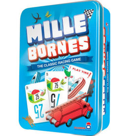 Asmodee Mille Bornes - The Classic Racing Game