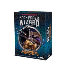 WizKids Rock Paper Wizard Fistful of Monsters Expansion