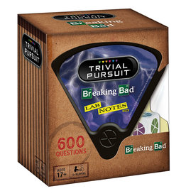 USAopoly Trivial Pursuit: Breaking Bad