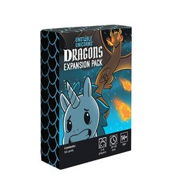 Unstable Games Unstable Unicorns: Dragons Expansion