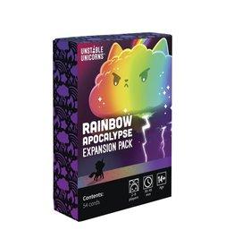 Unstable Games Unstable Unicorns: Rainbow Apocalypse Expansion