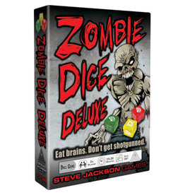Steve Jackson Games Zombie Dice: Deluxe