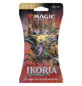Wizards of the Coast MTG Ikoria Lair of Behemoths Collector's Booster Pack