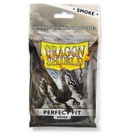 Dragon Shield Dragon Shields Perfect Fit: (100) Smoke